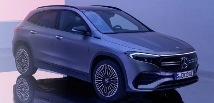 Mercedes Benz EQA SUV