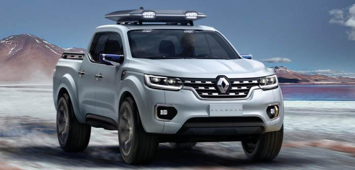 Renault Alaskan