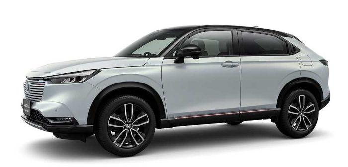 Yeni Honda HR-V